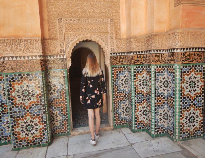 Het duizend-en-één nacht sprookje in Marrakech