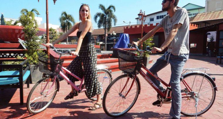 Mini reisgids - Met de fiets door Vientiane