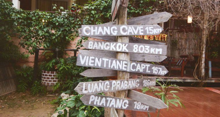 Feesten en avontuur in Vang Vieng
