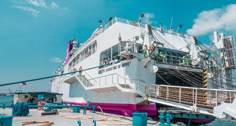 De 2GO ferry van Manila naar Coron - Puerto Princessa