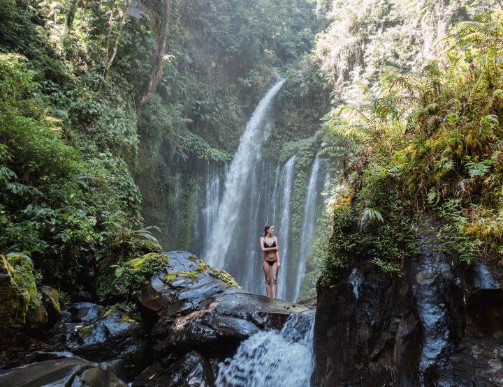 De mooiste watervallen op Lombok