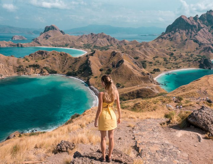 Het adembenemende Padar Island