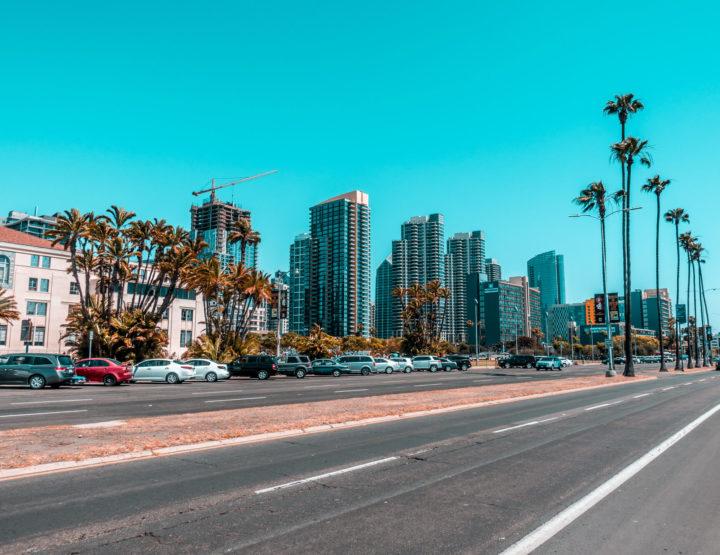 Verliefd op San Diego