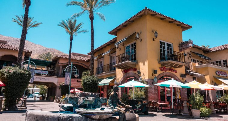 Eén dag in het zonnige Palm Springs