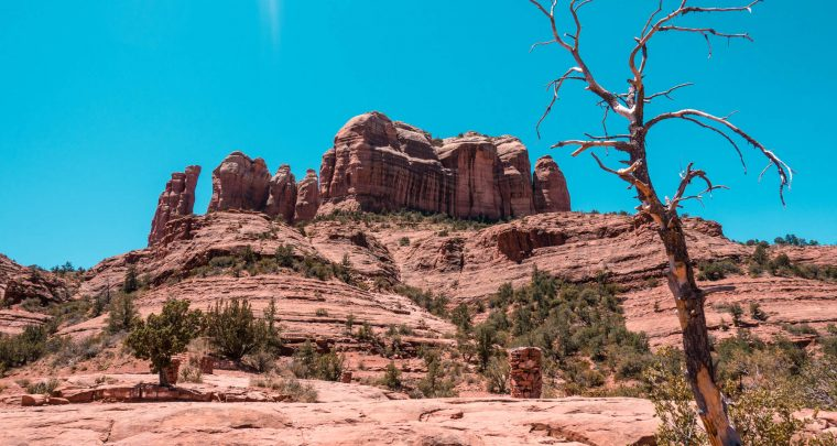 Sedona - Country of the red rocks