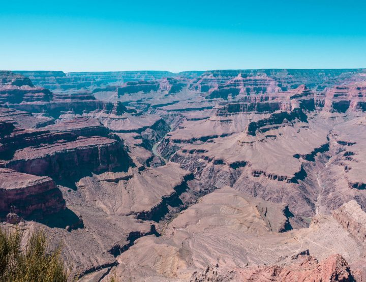 Hoe haal je het uiterste uit één dag Grand Canyon + gratis kampeerplaats