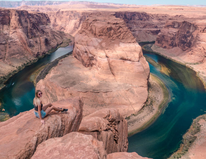 Page in één dag - Horseshoe Bend en Lake Powell