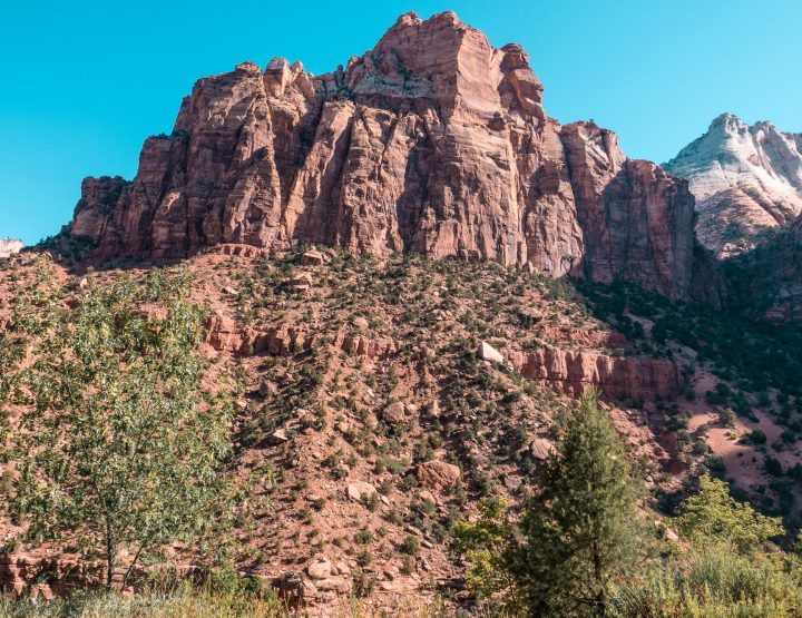 Zion National Park in één dag + gratis kamperen