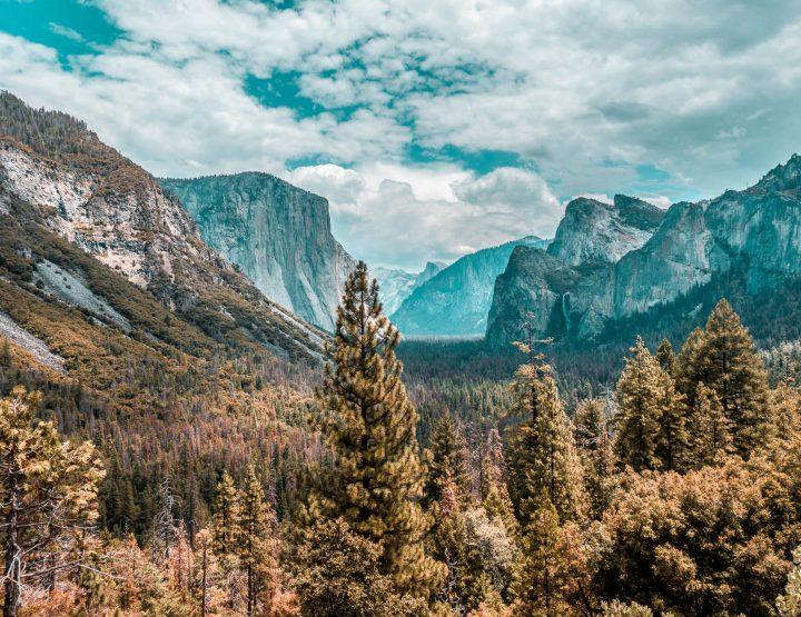 Yosemite - De natuur op haar mooist