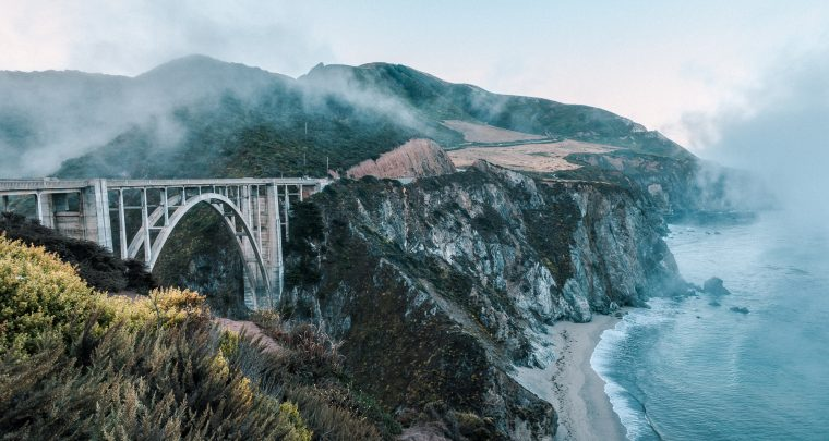 Ideale route voor een roadtrip op de Pacific Coast Highway
