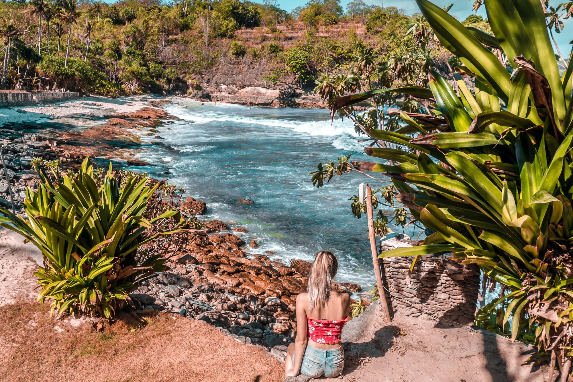 Nusa Penida, Nusa Ceningan, Budget Bali, Nusa eilanden, budget Indonesië, hoeveel kost reizen door Indonesië, youngwildfree, belgisch reisblog,