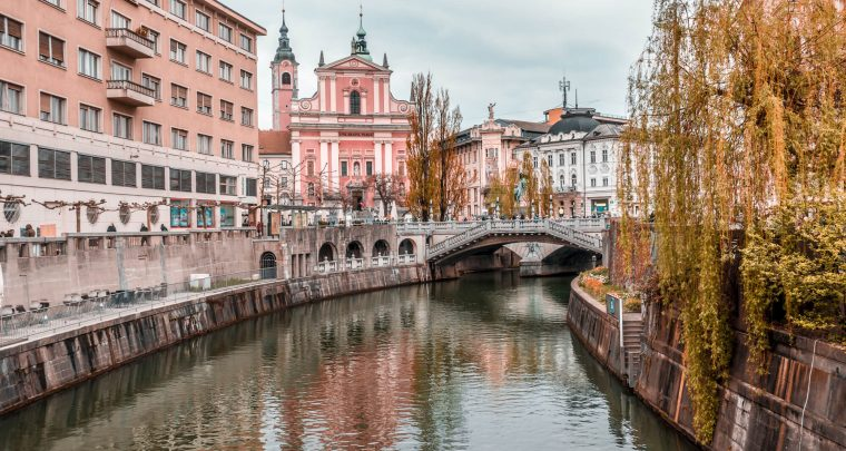 Ljubljana: De stad van draken en kastelen