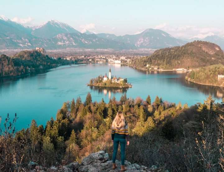 Onze complete route voor een roadtrip in Slovenië