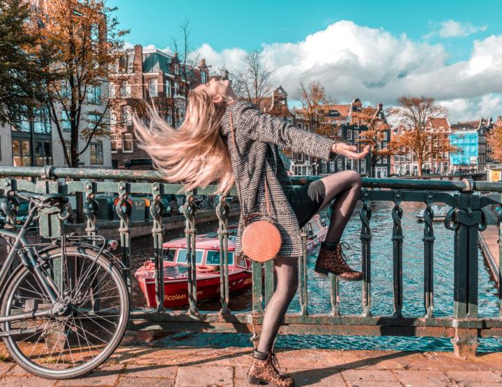 Een dagje Amsterdam on a budget