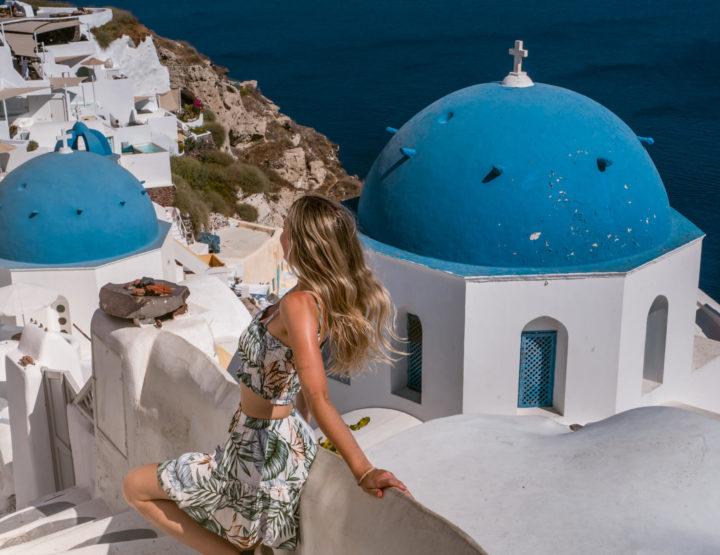 Santorini - Een eiland vol blauwe dromen