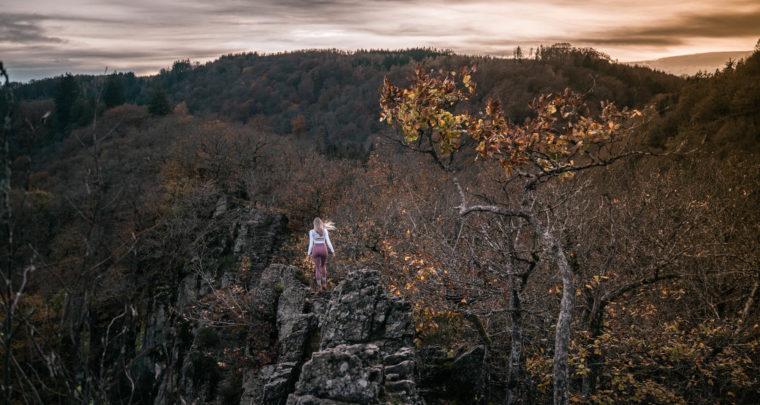 Avontuurlijke Ardennen - Slapen in een safaritent en klauteren op rotsen