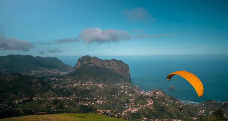 Paragliden op Madeira - ontdek het eiland vanuit de lucht