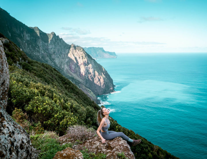 Vereda Do Larano - hiken langs de kustlijn van Madeira